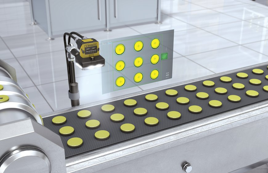 The potential for machine vision inspection is growing rapidly