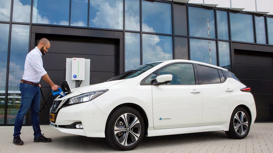 EVs to return power to grid with ABB intelligent charging