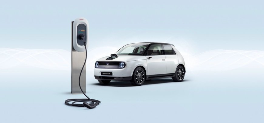 KEBA named exclusive supplier for Honda Power Charger - the original charging station for the all-electric Honda e