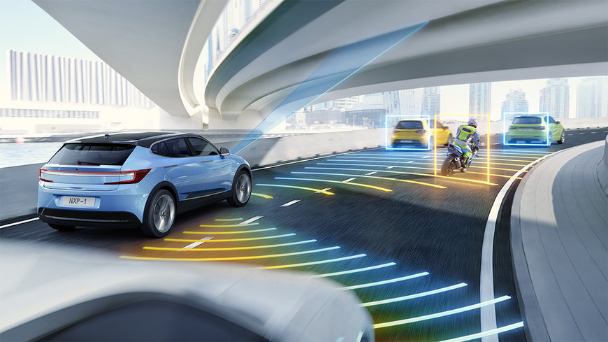 NXP Announces a Complete Suite of Radar Sensor Solutions that Can Surround Vehicles in a 360-degree Safety Cocoon