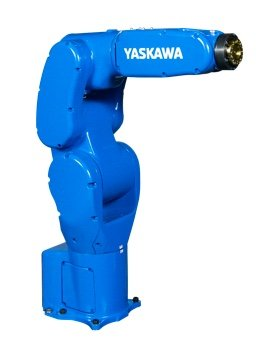 Yaskawa to Begin Sales of the MOTOMAN-GP4, a Small & Versatile Industrial Robot