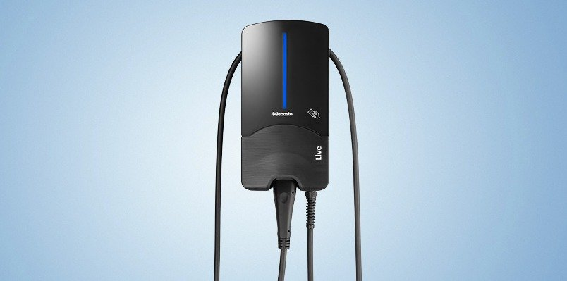 New Version of the Webasto Pure Charging Station Guarantees Flexibility and a Long Service Life