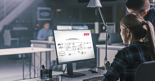 FEV creates advantages through flexible test interface for battery modules