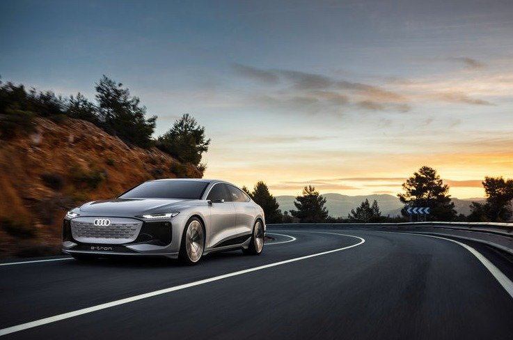 Audi A6 e-tron concept – the next e-volution