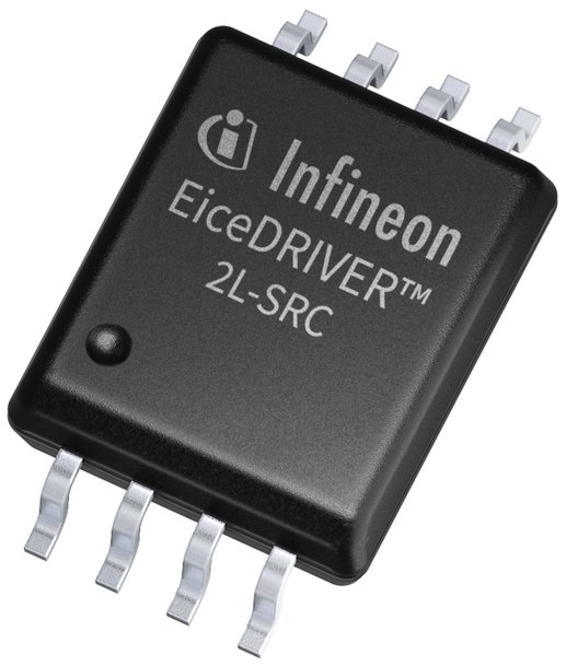 2300 V isolated EiceDRIVER™ 2L-SRC Compact: Optimizing system efficiency and EMI in the most compact form factor